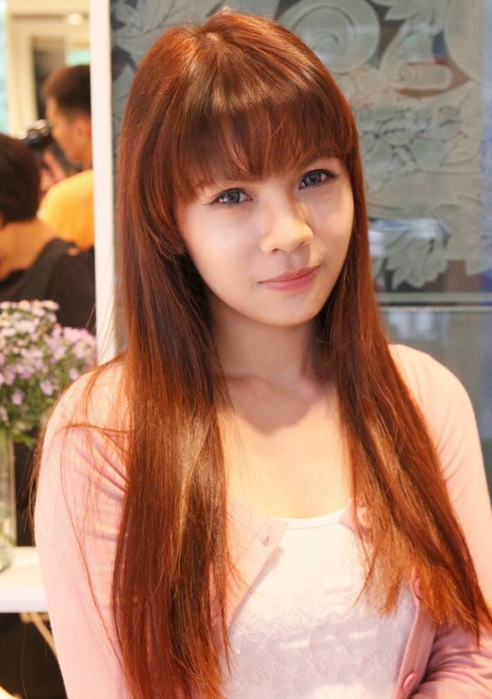 Loreal Hair Color Makeover At Regines Salon Carizza Chua