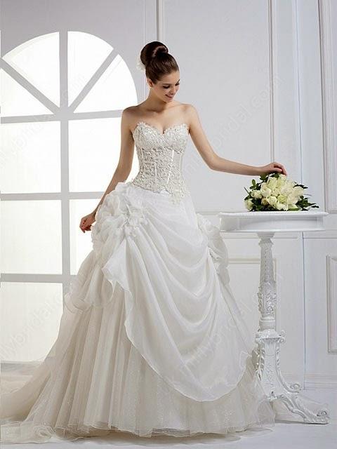 Dream Wedding Gown - Carizza Chua