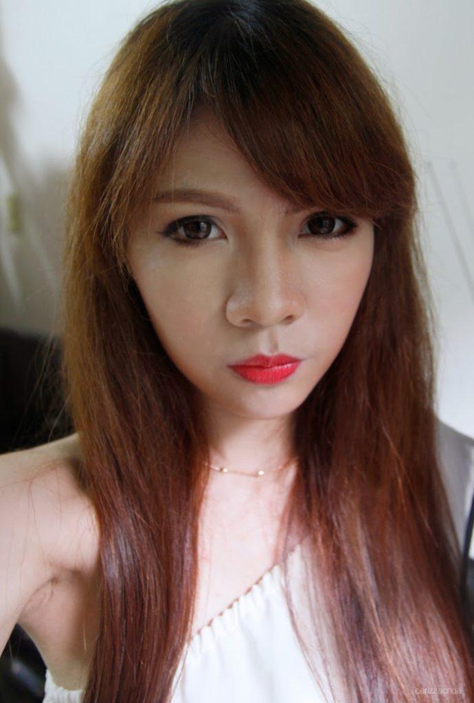 Tony Moly Kiss Lover Style Lipstick Review Carizza Chua