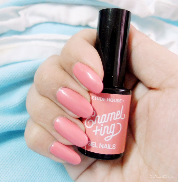 Etude House Enamelting Gel Nails - Carizza Chua