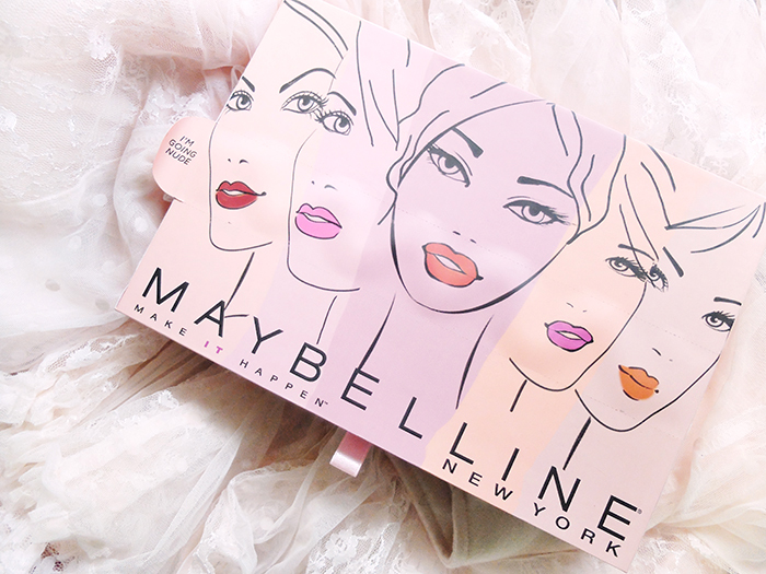 Maybelline Rosy Matte – Time to go Nude